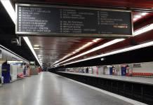 París vive una jornada de caos a causa de un paro masivo del transporte público en rechazo de la reforma de las pensiones.