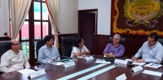 El presidente municipal, Hipólito Rodríguez Herrero afirmó que es primordial continuar con las estrategias y programas para acercar la cultura a los habitantes de las congregaciones y colonias más alejadas.