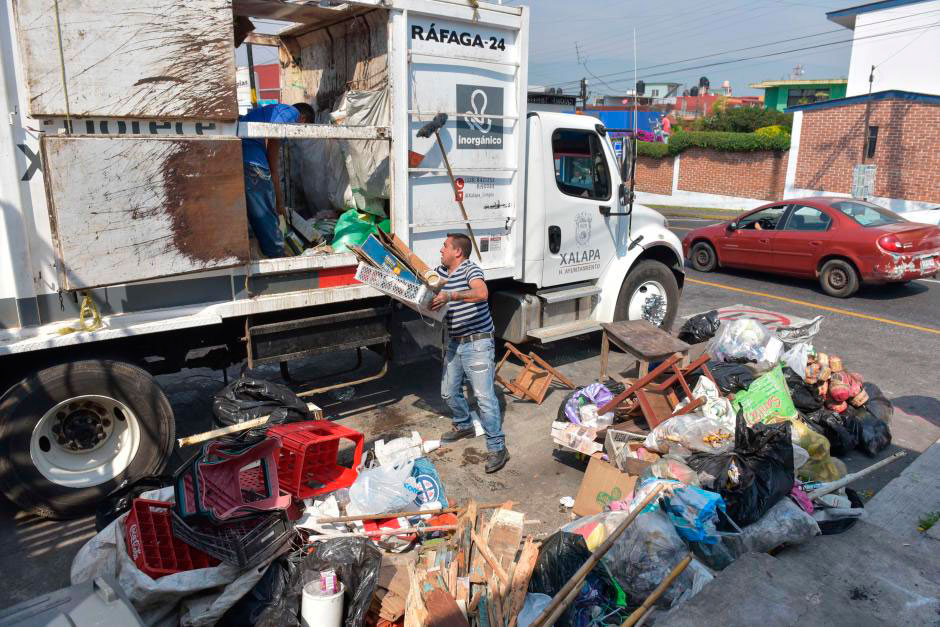 El próximo domingo 15 y lunes 16 de septiembre se suspenderá el servicio de recolección de residuos sólidos.