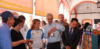 El presidente municipal, Hipólito Rodríguez Herrero inauguró la Expo Sustenta 2019, Feria Universitaria de Sustentabilidad, en las instalaciones del Centro Recreativo Xalapeño (CRX)