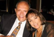 """Gabriel Fernández, esposo de la actriz María Antonieta de las Nieves, quien interpretó al personaje de """"La Chilindrina"""" en el programa El Chavo del 8, falleció a los 85 años de edad."""