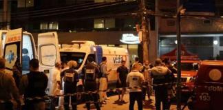Un incendio en un hospital de Río de Janeiro dejó al menos 11 muertos, mientras cerca de 90 pacientes tuvieron que ser transferidos a otras unidades médicas.