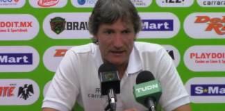 El triunfo de los Bravos de Ciudad Juárez ante Veracruz por 2-0, dejó contento y satisfecho al entrenador del cuadro fronterizo, Gabriel Caballero.