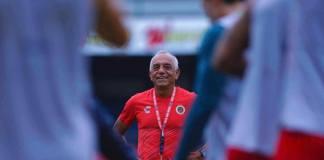 """Los Tiburones Rojos de Veracruz cerraron preparación este jueves, en la víspera al duelo que sostendrán ante Cruz Azul este viernes por la noche en el Estadio Luis de la Fuente """"El Pirata""""."""