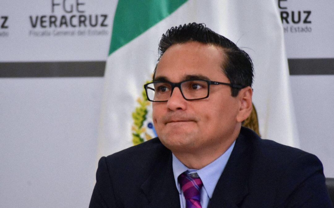 Este martes, después de la decisión tomada por el Congreso local, para destituir al fiscal general del estado, Jorge Winckler Ortiz ofreció una rueda de prensa, donde mostró su postura ante la situación.