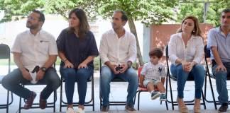 Este viernes, el presidente municipal de Veracruz, Fernando Yunes Marquez anunció que, a través del Fondo de Infraestructura Social Municipal (FISM), se realizarán las obras de mejoramiento de la primaria Carlos Gómez Pérez y el jardín de niños José María Morelos y Pavón.