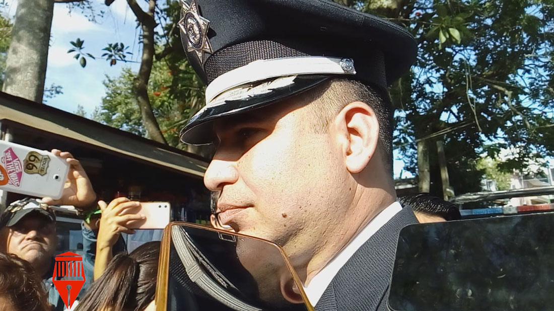 El secretario de Seguridad Pública, Hugo Gutiérrez Maldonado informó que se incrementó la seguridad en Coatzacoalcos tras el ataque al bar Caballo Blanco.