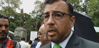 El presidente de la Cámara Nacional de Comercio (Canaco) en Xalapa, Bernardo Martínez Ríos indicó que no ven una disminución de los delitos contra comercios en Xalapa.