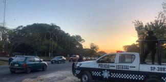 Elementos de la Secretaría de Seguridad Pública (SSP), de la Unidad Especializada de Combate al Secuestro (UECS) y la Guardia Nacional (GN), se logró el rescate de un menor de edad, en Oluta.