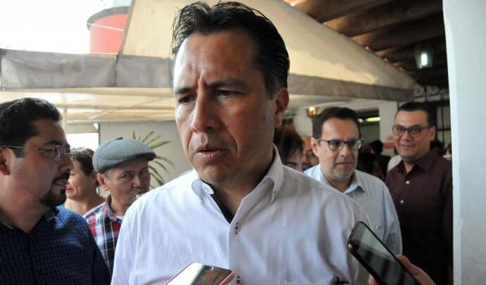 Autoridades buscan a ex fiscal prófugo, Jorge Winckler: Cuitláhuac García