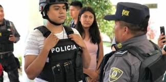 """La Secretaría de Seguridad Pública (SSP), en coordinación con alumnos del Instituto Tecnológico de Orizaba (ITO), llevaron a cabo el primer """"SeguriFest"""", donde se realizaron actividades culturales, deportivas y de salud."""