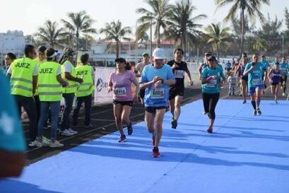 Medio Maratón Puerto de Veracruz 2020 lanza promoción para equipos