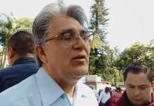 """El secretario de Desarrollo Económico (Sedesol), Guillermo Fernández Sánchez dijo no saber sobre los 200 """"aviadores"""" encontrados en la Comisión de Agua del Estado de Veracruz (CAEV)."""