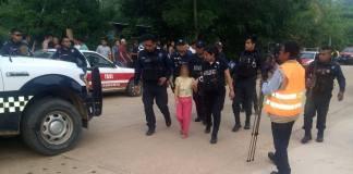 Elementos de la Secretaría de Seguridad Pública (SSP) implementaron un operativo especial para localizar a una menor de 10 años de edad, la cual presuntamente había sido sustraída por un sujeto la noche de este miércoles.