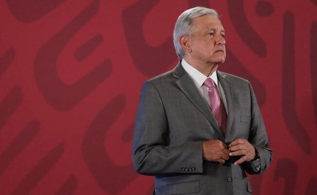 Tras ser cuestionado sobre la remoción temporal de Jorge Winckler, el presidente, Andrés Manuel López Obrador aclaró que su gobierno no intervino en esta decisión