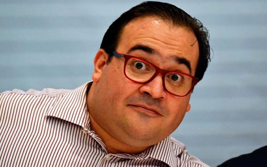"""En su columna semanal """"La verdad nos hará libres"""", el ex gobernador del estado, Javier Duarte expresó que el actual gobernador, Cuitláhuac García Jiménez es una persona bien intencionada y preocupado por ayudar a la gente."""