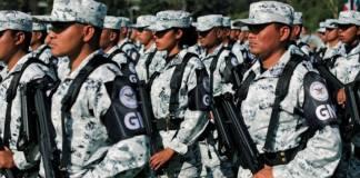 La Secretaría de Seguridad Pública investigará las acusaciones de corrupción en contra de miembros de la Guardia Nacional, el nuevo cuerpo de seguridad compuesto principalmente por agentes de la policía militar, informó el miércoles la dependencia.