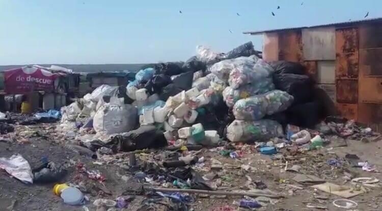 El ayuntamiento de Veracruz solicitó una ampliación del relleno sanitario, sin embargo, la titular de la Secretaría de Medio Ambiente (SEDEMA), María del Roció Pérez, expuso que no es procedente.