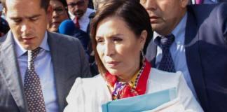 La Secretaría de la Función Pública (SFP) inhabilitó por 10 años a Rosario Robles Berlanga, por falsear información en su declaración patrimonial.