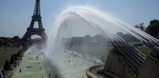 El planeta empató los niveles de calor para un mes en septiembre, impulsado en parte por las altas temperaturas en Estados Unidos, informaron científicos.