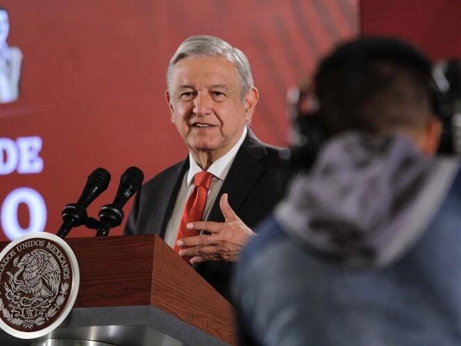 El presidente, Andrés Manuel López Obrador señaló que al magistrado que fue suspendido de la Suprema Corte de Justicia de la Nación (SCJN) se le investiga por un depósito de 80 millones de pesos.
