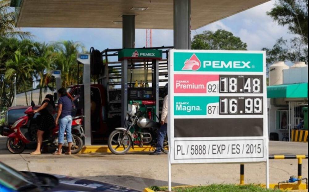 El presidente de la Organización de Gasolineros de Veracruz, Gilberto Bravo Torra consideró que el precio de las gasolinas, no disminuirá en 2020.