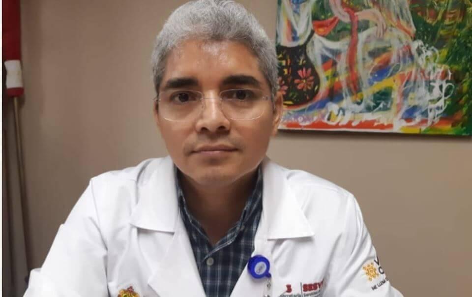 El director del Hospital Regional de Veracruz, Sócrates Gutiérrez Castro señaló que este miércoles, niños con cáncer continuarán con su tratamiento.