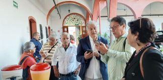 Hipólito Rodríguez Herrero, presidente municipal de la capital del estado, adelantó que se construirán dos casas de día para la recreación del adulto mayor, con el objetivo de mejorar su calidad de vida.