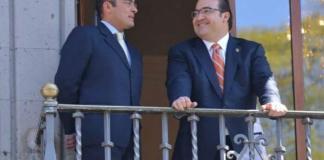 A través de su cuenta de Twitter, el ex gobernador de Veracruz, Javier Duarte dio la bienvenida al equipo de su defensa, al ex fiscal del estado, Luis Ángel Bravo Contreras.