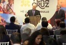 """Este martes, se inauguró la exposición del Estado de Veracruz en el Centro de Información Turística """"Punto México"""", misma que se mostrará hasta el 29 de octubre."""
