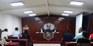 """Este viernes, dio inicio el diplomado """"Transparencia, buen gobierno y combate a la corrupción con perspectiva de Derechos Humanos"""", en la Universidad de Xalapa."""
