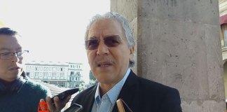 La información del Ayuntamiento se entrega a los ediles, aseguró el alcalde de Xalapa, Hipólito Rodríguez Herrero.