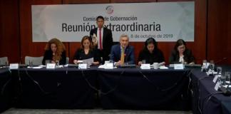 Con 11 votos a favor y sólo una abstención, la Comisión de Gobernación en el Senado de la República desechó la desaparición de poderes solicitada en Veracruz, Guanajuato y Tamaulipas.