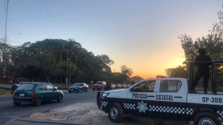 Rescatan a dos personas secuestradas en Cerro Azul
