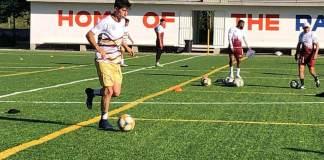 Los Jaguares de la Universidad de Xalapa se alistan para debutar como locales, en la fecha 2 de la Temporada 2019-2020 de la Copa Universitaria Telmex-Telcel, este viernes recibirán al Instituto Tecnológico y de Estudios Superiores de Occidente (ITESO) en el campo del Colegio Americano.
