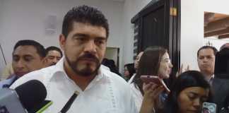El secretario de Educación de Veracruz, Zenyazen Escobar García solicitará una audiencia con la encargada de despacho de la Fiscalía General del Estado (FGE), Verónica Hernández Giadans.