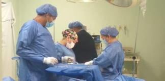 La Secretaría de Salud (SS) realizó la Primera Jornada de Oclusión Tubaria Bilateral (OTB) o Salpingoclasia, en el Hospital de la comunidad de Entabladero, de Espinal.
