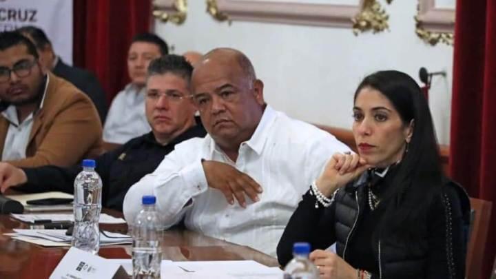 Participa FGE en Mesa de Seguridad para la Reconstrucción de la Paz