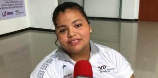 La atleta paralímpica veracruzana, Kristel Román está lista para competir en la Paralimpiada Nacional 2019 que se realizará en Colima.