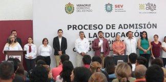 En el marco del ingreso al Servicio Profesional Docente, la Secretaría de Educación de Veracruz (SEV), a través de la Dirección de Recursos Humanos, asignará 351 plazas magisteriales para el nivel básico.