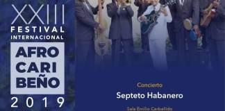 """El Instituto Veracruzano de la Cultura (IVEC) presentará diversas agrupaciones musicales este 19 y 20 de octubre, en el Ágora de la Ciudad y Teatro del Estado """"Gral. Ignacio de la Llave"""", esto como parte de las actividades del XXIII Festival Internacional Afrocaribeño."""