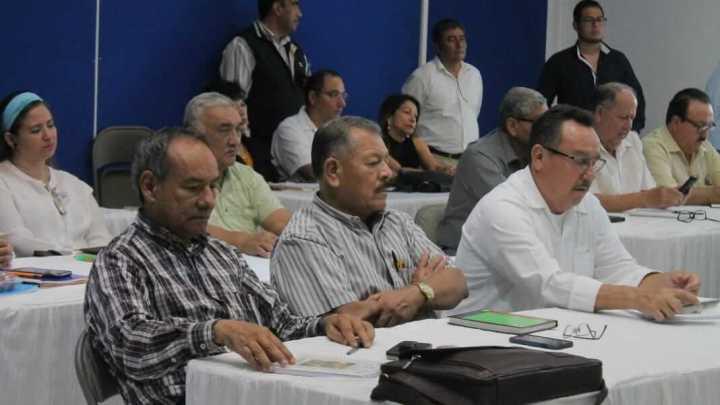 Se realiza reunión Técnico Pedagógica de Jefes de Sector