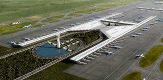 Un juez federal revocó la suspensión definitiva que impedía la construcción del aeropuerto en la Base Aérea Militar de Santa Lucía, en el estado de México.