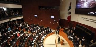 El pleno del Senado desechó este martes, las solicitudes para la desaparición de poderes por considerarlos improcedentes en los estados de Guanajuato y Tamaulipas, que pidió la bancada de Movimiento de Regeneración Nacional (Morena) y en Veracruz, por iniciativa de la fracción del Partido Acción Nacional (PAN).