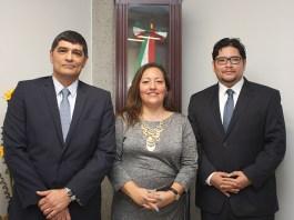 José Rubén Mendoza Hernández asumió al cargo de presidente del Instituto Veracruzano de Acceso a la Información (IVAI).