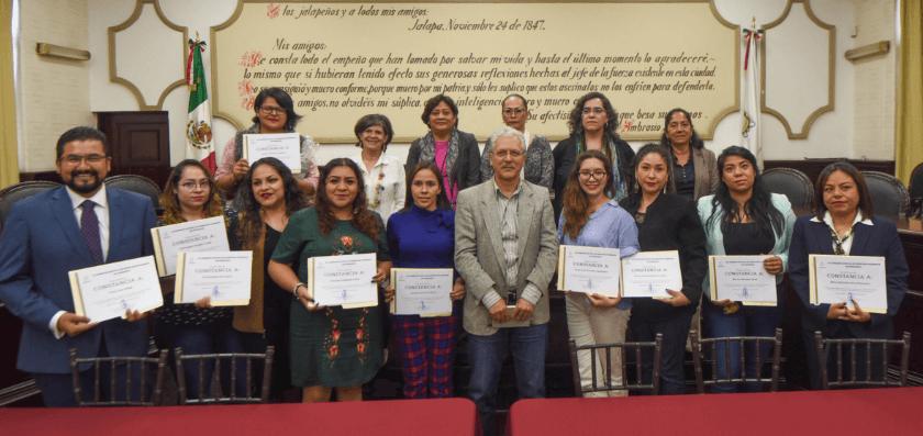 Xalapa, a la vanguardia en promoción y respeto de los Derechos Humanos