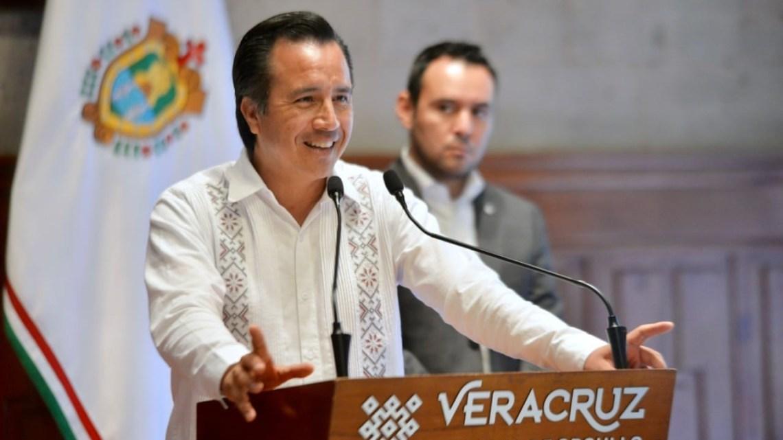 Presenta gobernador Cuitláhuac García Acuerdo por la Reactivación Económica en Veracruz