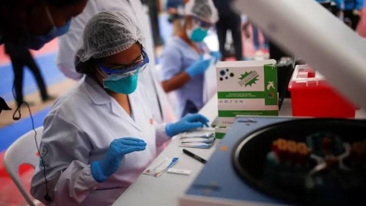 Otorga Secretaría de Salud el alta a 161 pacientes recuperados de COVID-19