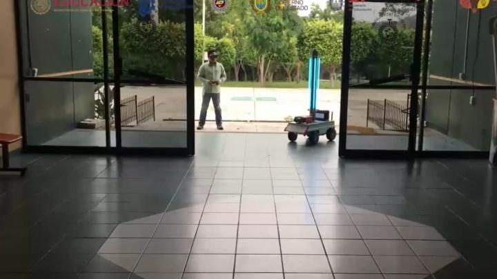 Crea TecNM Campus Poza Rica sistema de desinfección con Luz ultravioleta