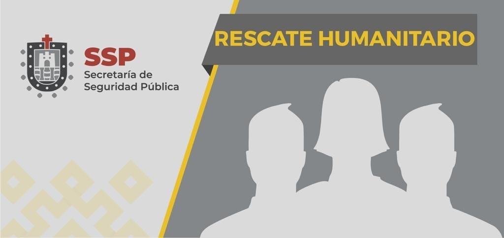 En Operativo Interestatal SSP rescata a 124 migrantes; 3 detenidos por presunto tráfico de personas